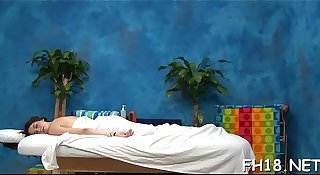 Sex after massage
