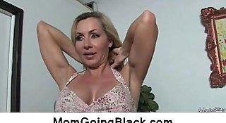 Interracial hard sex watching my mom fucking 21