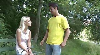 Casual Teen Sex - Blonde teeny fucked after breakup